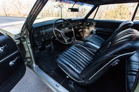 what new car did chevy release in 1968Lowmileage unrestored 1968 Chevrolet Impala SS sells for