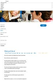 walmart in belen nm optometrist salaried job at walmart in belen nm tapwage job search