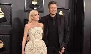 Gwen Stefani and Blake Shelton ...
