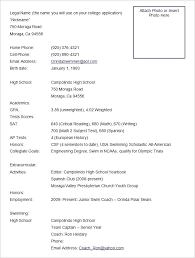 Good Resume Format Resume Good Example Best Formats For Resumes Page