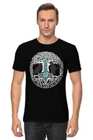 Купить футболки с викингами, футболки с рисунком <b>Викинги</b> на ...