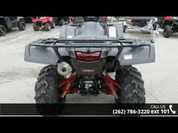 2018 honda 500 foreman. exellent 2018 2018 honda fourtrax foreman rubicon 4x4 automatic dct eps on honda 500 foreman