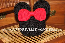 Mickey Mouse Crochet Pattern Free Best Inspiration Design