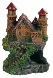 Купить <b>Грот TRIXIE</b> Замок высота 14 см по выгодной цене на ...