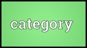 Category Meaning - YouTube