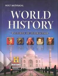 World History Patterns Of Interaction Answer Key Enchanting Holt World History Pattern Of Interaction Package Holt Rinehart