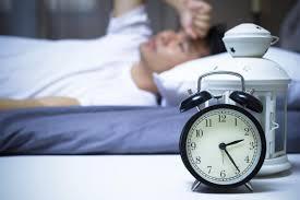 Disturbed Sleep Pattern