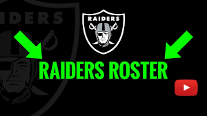 2019 Oakland Raiders Roster