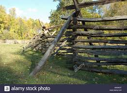 rail fence styles. Split-rail Fence In The Colonial American Style At A Virginia Farm. Rail Styles