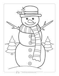 Parents can print these winter coloring pages for kids at home. Winter Coloring Pages Itsybitsyfun Com