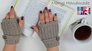 Crochet Gloves Pattern Amazing Crochet Tutorial Fingerless Gloves Written Pattern In Description