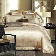 silk bedding sets photo 1 of 7 gold white blue jacquard silk bedding set luxury 4pcs silk bedding sets