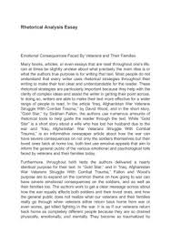 rhetoric essay moved permanently org advertisement analysis essays