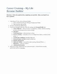 Careerbuilder Create Resume Unique Career Builder Resumes 20 Find