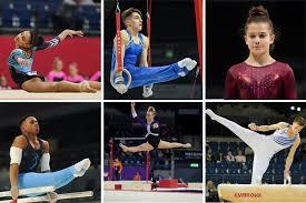 british team announced for european youth olympic festival british gymnastics