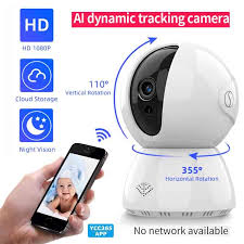 <b>Icy HD 1080P</b> Wireless IP Camera Intelligent Home Security ...