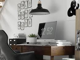 scandinavian home office. Scandinavian Home Office E