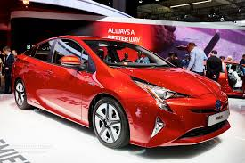 2016 Prius Is for