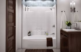 One Piece Tub Shower Combo Tub And Shower One Piece