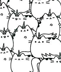 Pusheen Coloring Pages Pdf Coloring Pages New Coloring Pages Free