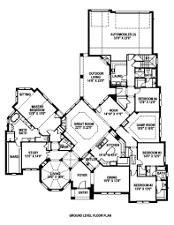 17 best images about interior design on pinterest house plans Low Budget House Plans In 5 Cents one story floor plan Best One Story House Plans