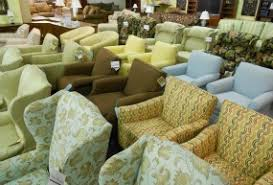 New Furniture Department s truckload of Sam Moore Chairs