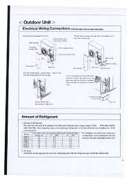 mitsubishi ducted air conditioning manual