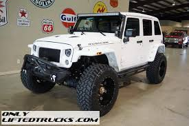 white customized jeep wranglers. lifted white 2016 jeep wrangler unlimited rubicon fastback kevlar coated customized wranglers c