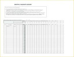 Accounting Ledger Templates Blank Ledger Template Printable Forms General Business