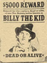 Image result for billy the kid