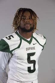 Darrell Smith - Football - College of DuPage