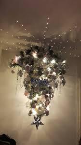 upside down ceiling tree 120 led watermerk