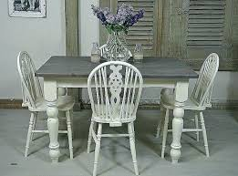 white shabby chic dining table and chairs medium size of white shabby chic dining table set