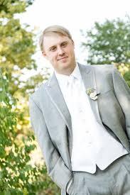 Groom Light Grey Suit Groom Grey Suit White Vest Visual Light Grey Suits