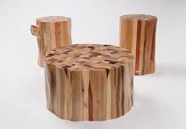 recycled wooden furniture. from scrap to stylish stump recycled timber furniture by ubico studio wooden h