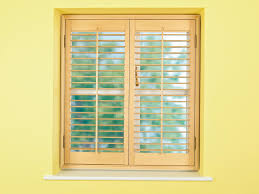 Diy Exterior Window Shutters How To Install Plantation Window Shutters How Tos Diy