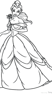 new disney princess belle coloring pages 1 h best coloring pages belle coloring