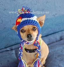 Crochet Dog Hat Pattern Interesting Ravelry Colorado Dog Beanie Small Dog Hat Pattern By Sara Sach
