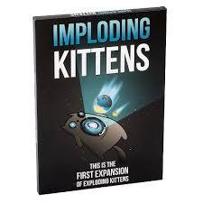 <b>Imploding Kittens</b> Game : Target