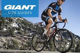 Giant Size Guide Tredz Bikes