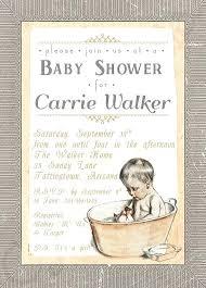 vintage baby bathtub vintage baby bathtub printable shower invitation antique ilration storybook antique porcelain baby bathtub