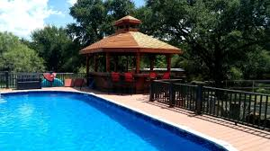 above ground pool and spa company offers an affordable attractive and quality alternative to in ground pools for san antonio texas
