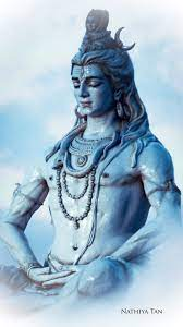 Lord shiva statue ...