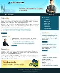 Business Newsletter Templates Free Download Stunning Top 48 Amazing Business Newsletter Templates To Download For Free