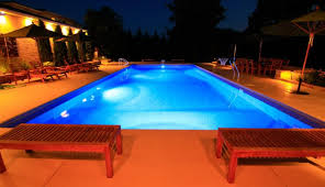 Swimming Pool Lighting Design