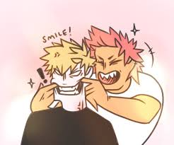 Your laughter made his ears perk up, it was frustrating and cute to him at the same time. For Once I Just Wanted To Draw Bakugou Smiling Tumbex