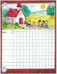 Sunday School Attendance Chart Free Printable Sunday School Attendance Chart Printable Attendance Chart