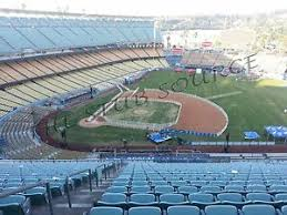 Details About 2 Sd Padres Vs Los Angeles Dodgers 8 1 Tickets Front Row 14rs Dodger Stadium