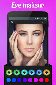you makeup cam editor apk screenshot
