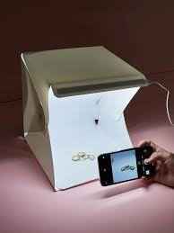 ROMWE FUNSTUFF <b>Foldable Portable Mini Photography</b> Light Box ...